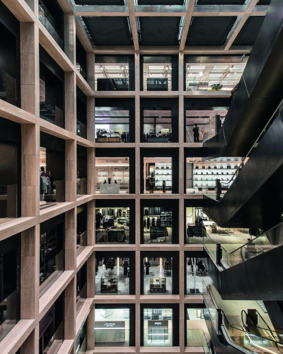 La Rinascente Flagship Store Vincent Van Duysen Architects