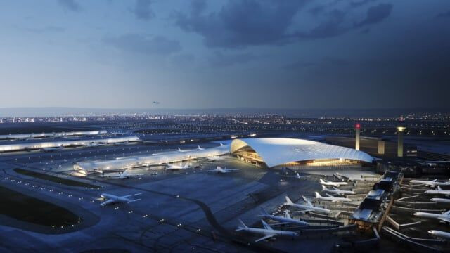 O'Hare Global Terminal Design Competition