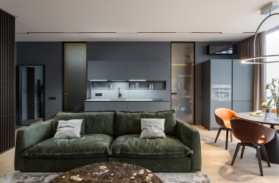 Timeless apartment