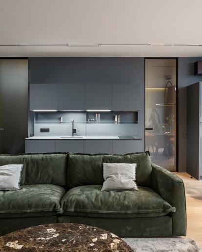 Timeless apartment