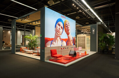 Diabla´s Booth at IMM Cologne 2019