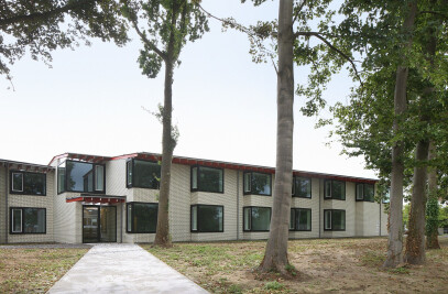 Residential care center Kapelleveld