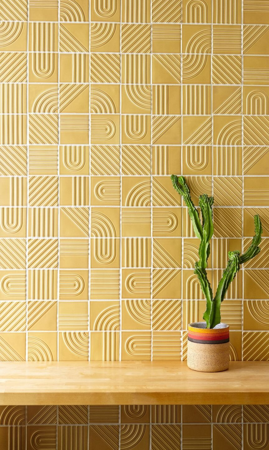 Dimensional Wall Tile Collection