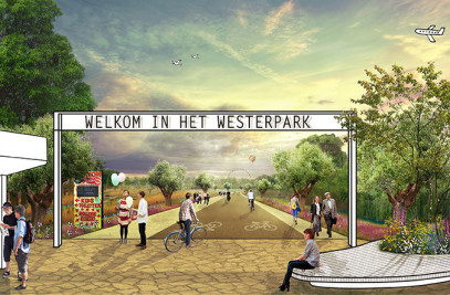 Metropolitan Westerpark Amsterdam