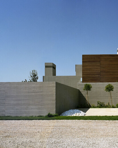 Private Residence in Larissa