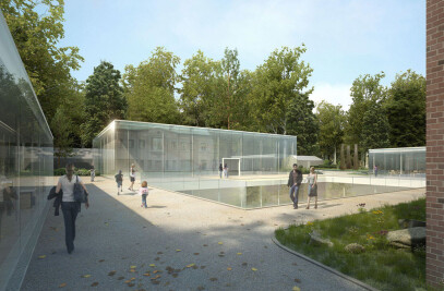 SERLACHIUS MUSEUM – GÖSTA EXTENSION