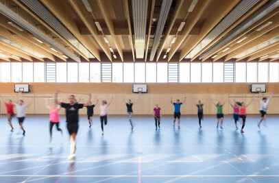 Sports Hall Albstadt