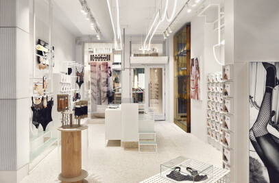 Wolford Amsterdam Flagship Store