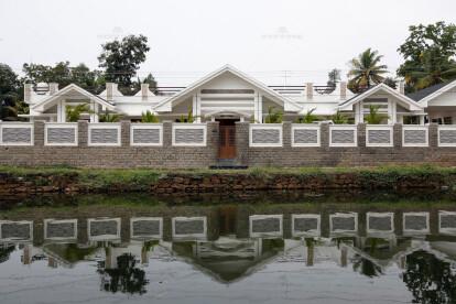 Contemporary Home Design Plans, Kumarakom