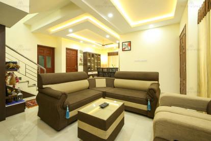 Minimalist Living Room Design & Furnitures