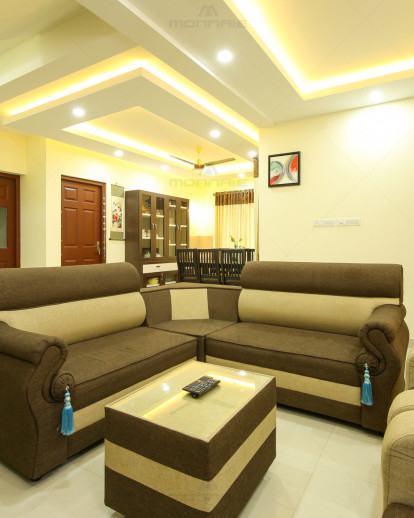 Kerala Interior Design With Photos: Minimalistic Home Interior Designers Kochi, Kerala