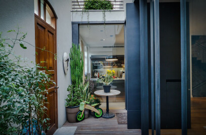 V HOUSE | Contemporary Mediterranean Villa