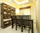 Dining Room Wooden Furniture's - Home Designers In Kochi