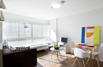 Elizabeth Bay Apartment 01