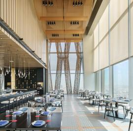 Sintoho Restaurant at Four Seasons Hotel, Kuwait