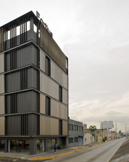Renovation of Mexico Fortius Office Building