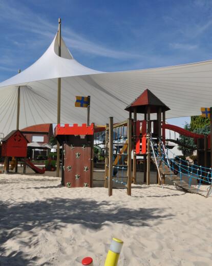 Playgarden restaurant 't Schalienhuis - Loenhout B