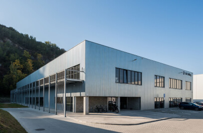 GAD / Office building for drilling company