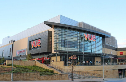 Curtain Walling For VUE