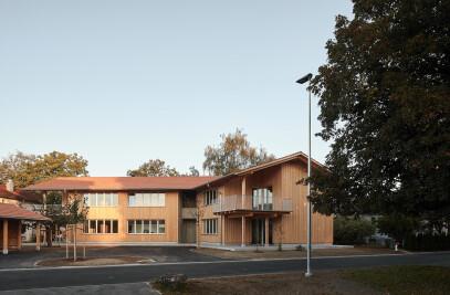 Apartment Building Deitingen