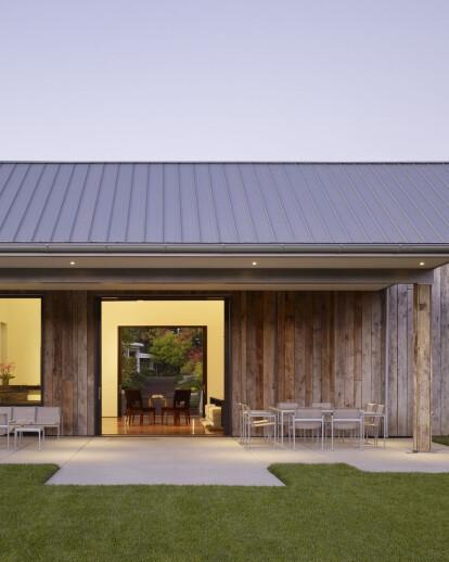 Portola Valley Barn