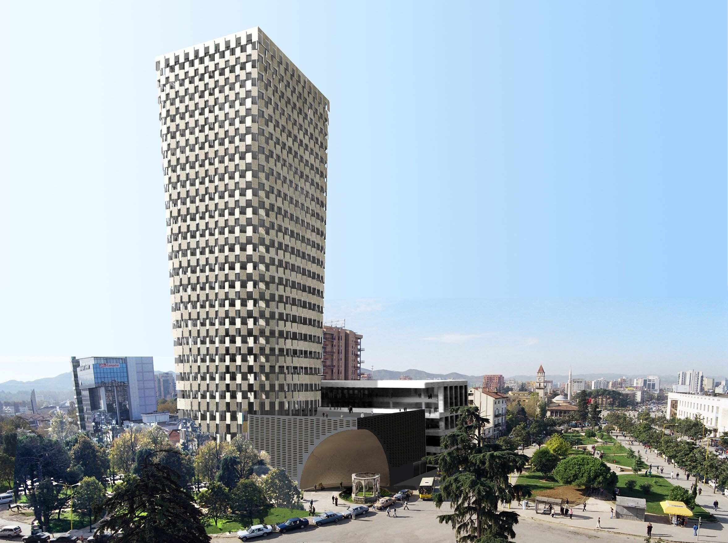 TID Tower