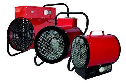 Industrial Hot Air Blowers