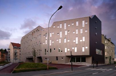 Teknobyen Student Housing