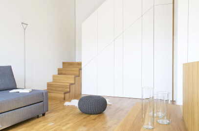 Apartment for two
