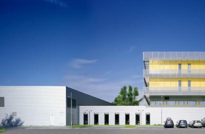 Fire Station Enschede