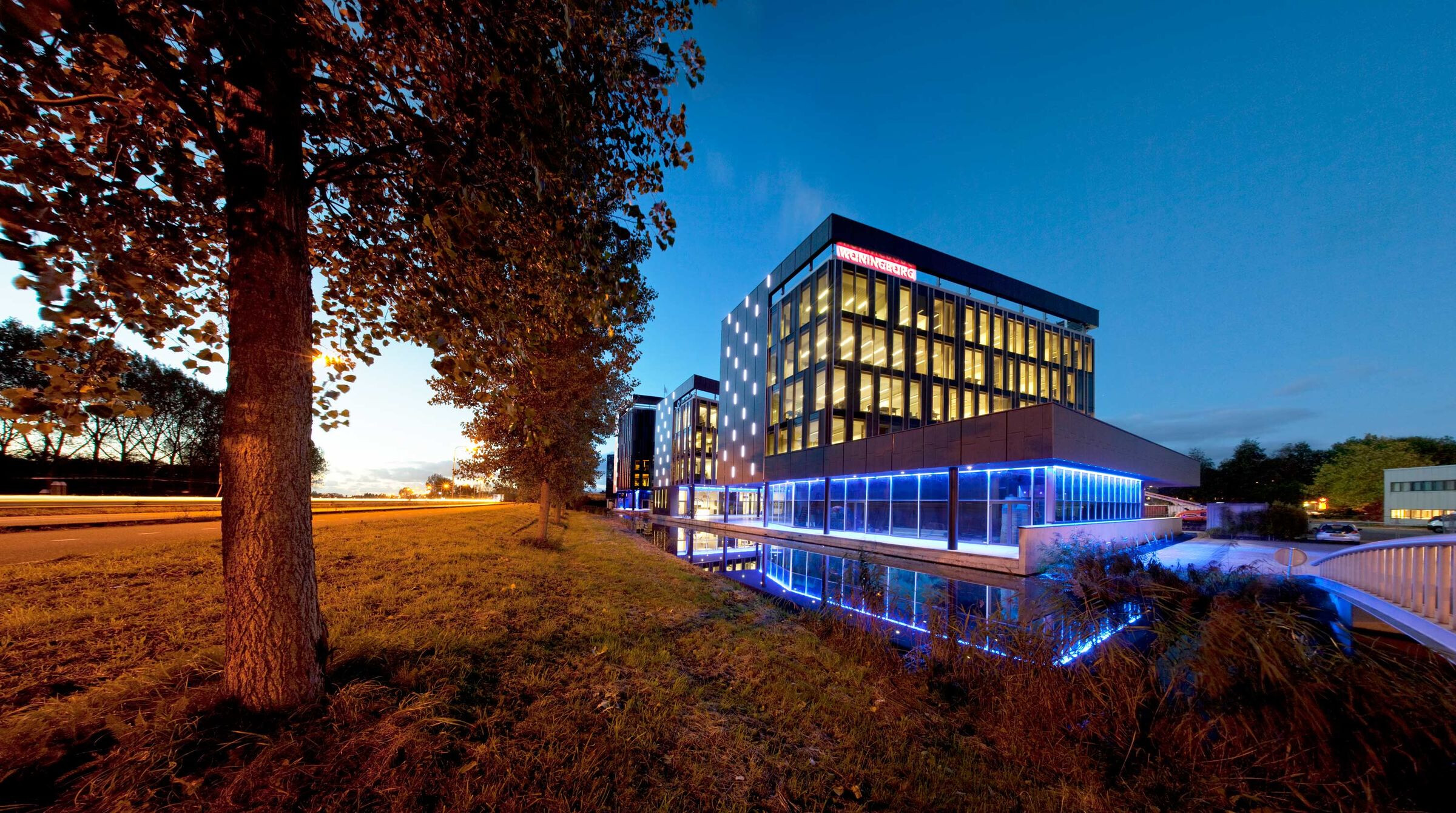 CO2-free offices, GouweZone