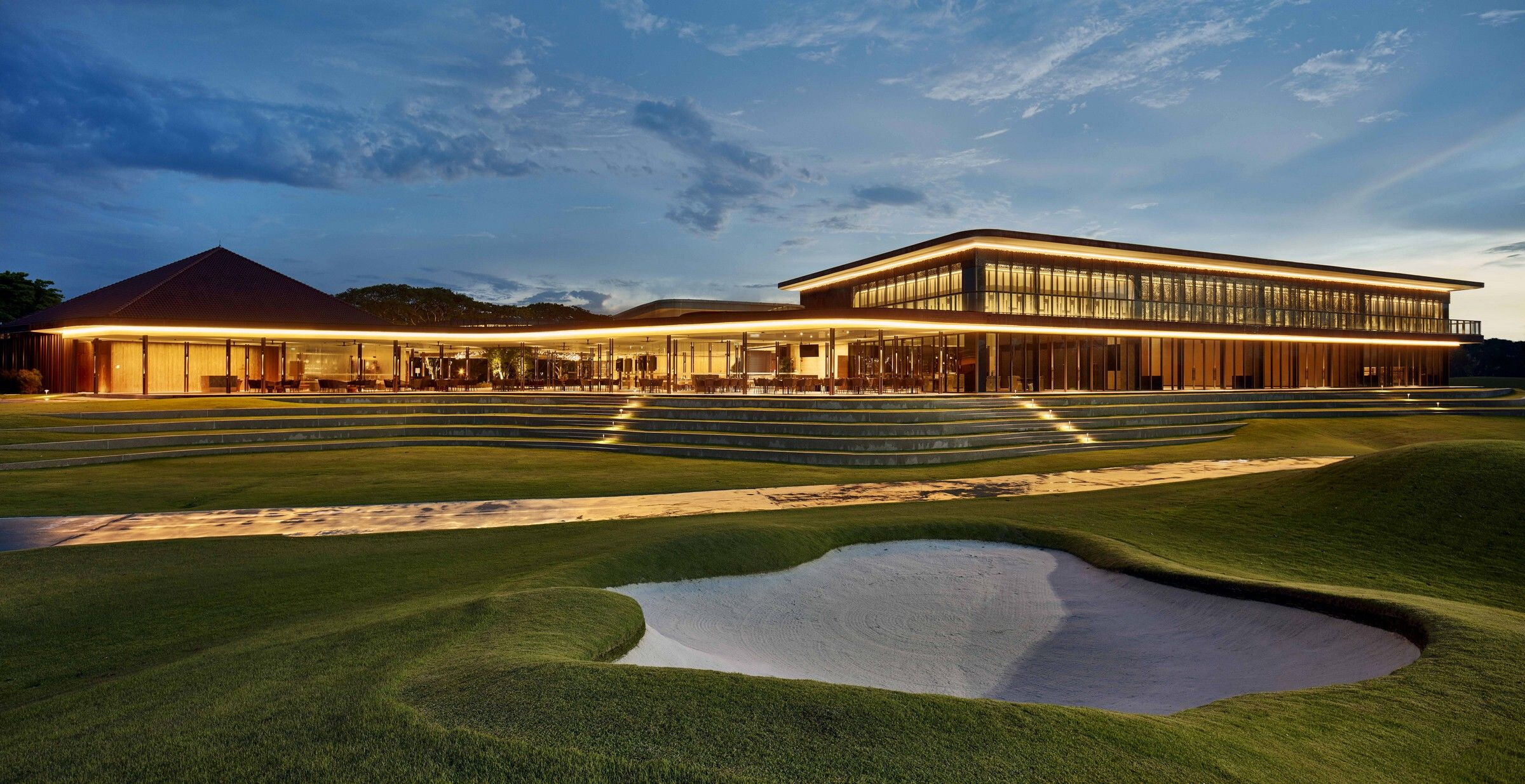 Tanah Merah Country Clubhouse
