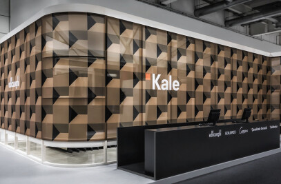 A switch of mind | Kale Group @ CERSAIE 2017 |