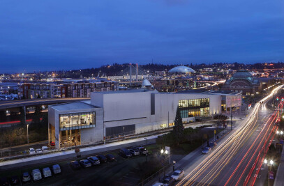 Tacoma Art Museum Benaroya Wing