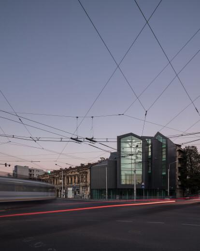 Multifunctional Building Grivitei-Buzesti