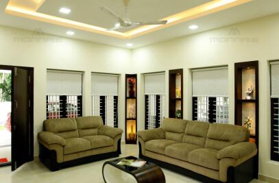 Contemporary Home Interior Designers - Kochi