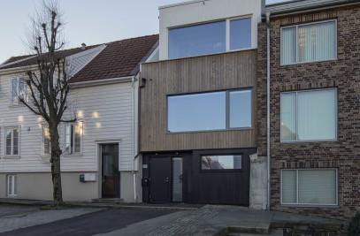 ABC street house