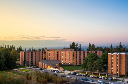 UBC Cesna'em Student Residence