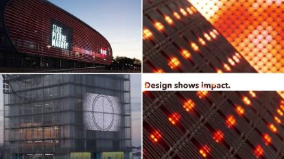 Anwendungen HAVER Architekturgewebe