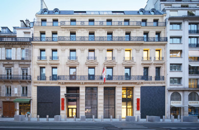Canadian Embassy and Cultural Center in Paris