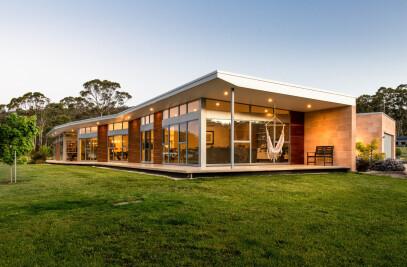 The Contour House