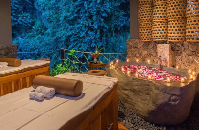 Natural Stone Bathtub - SPA