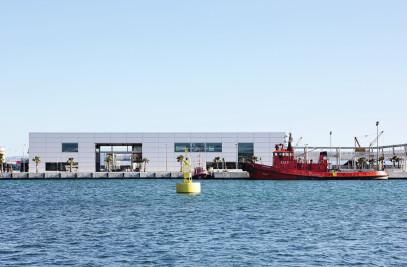 Estación Marítima de Alcudia