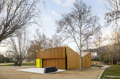 AULA K – Modular classroom for environmental educa