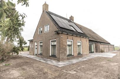 Farmhouse Oudeblidtzijl