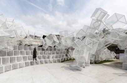 Festive Pavilion