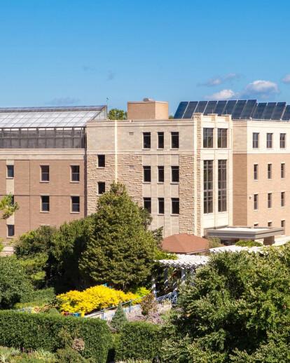 University of Wisconsin-Madison – Leopold Residenc