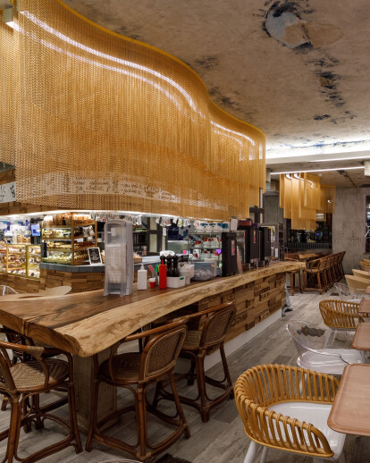 Brothers' Karavaev Cafe