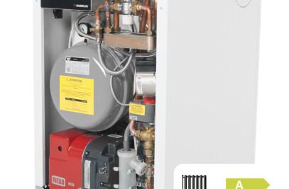 Oil Boiler - High Efficiency