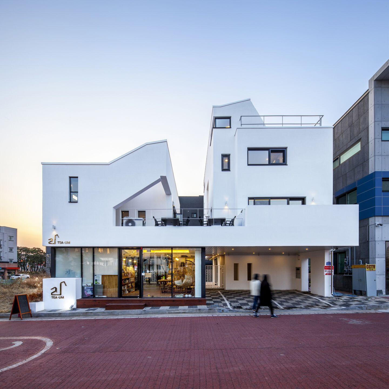 Tea-Um (Cafeteria   Housing)